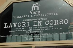 Alessandra Marino presenta la Scrittura Interiore al Frane Cafè